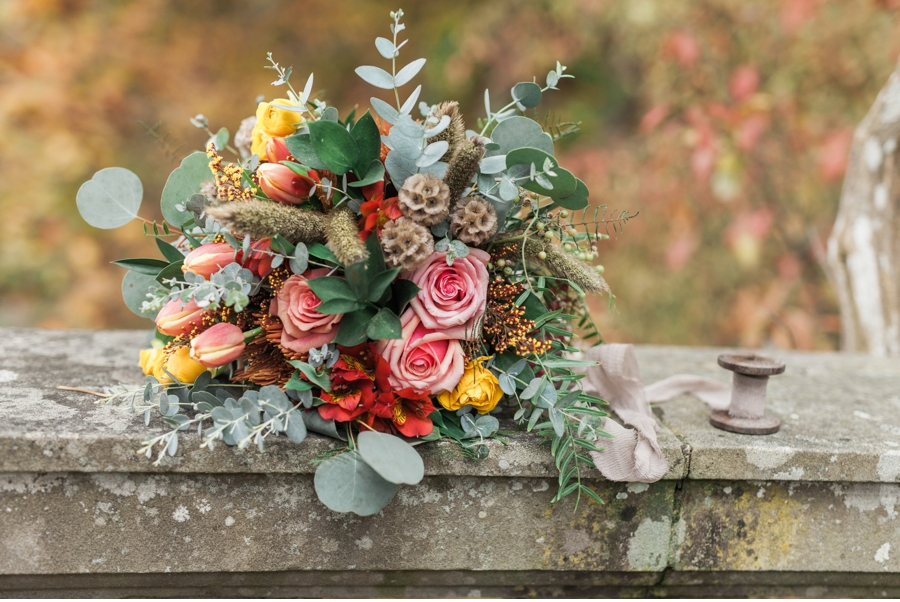 Wedding-Bouquet-for-Fall