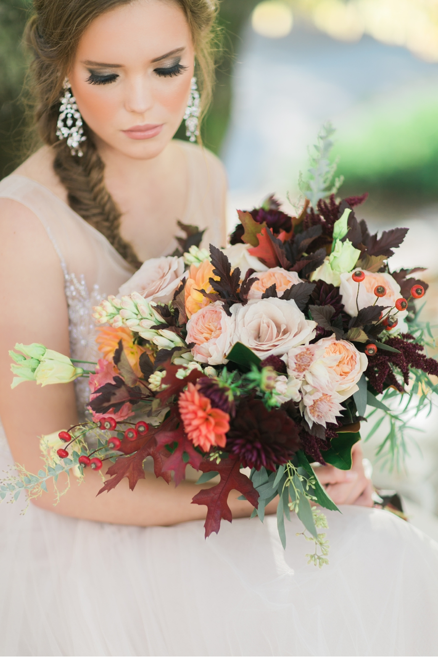 Fall-Floral-Bouquet-for-Bride