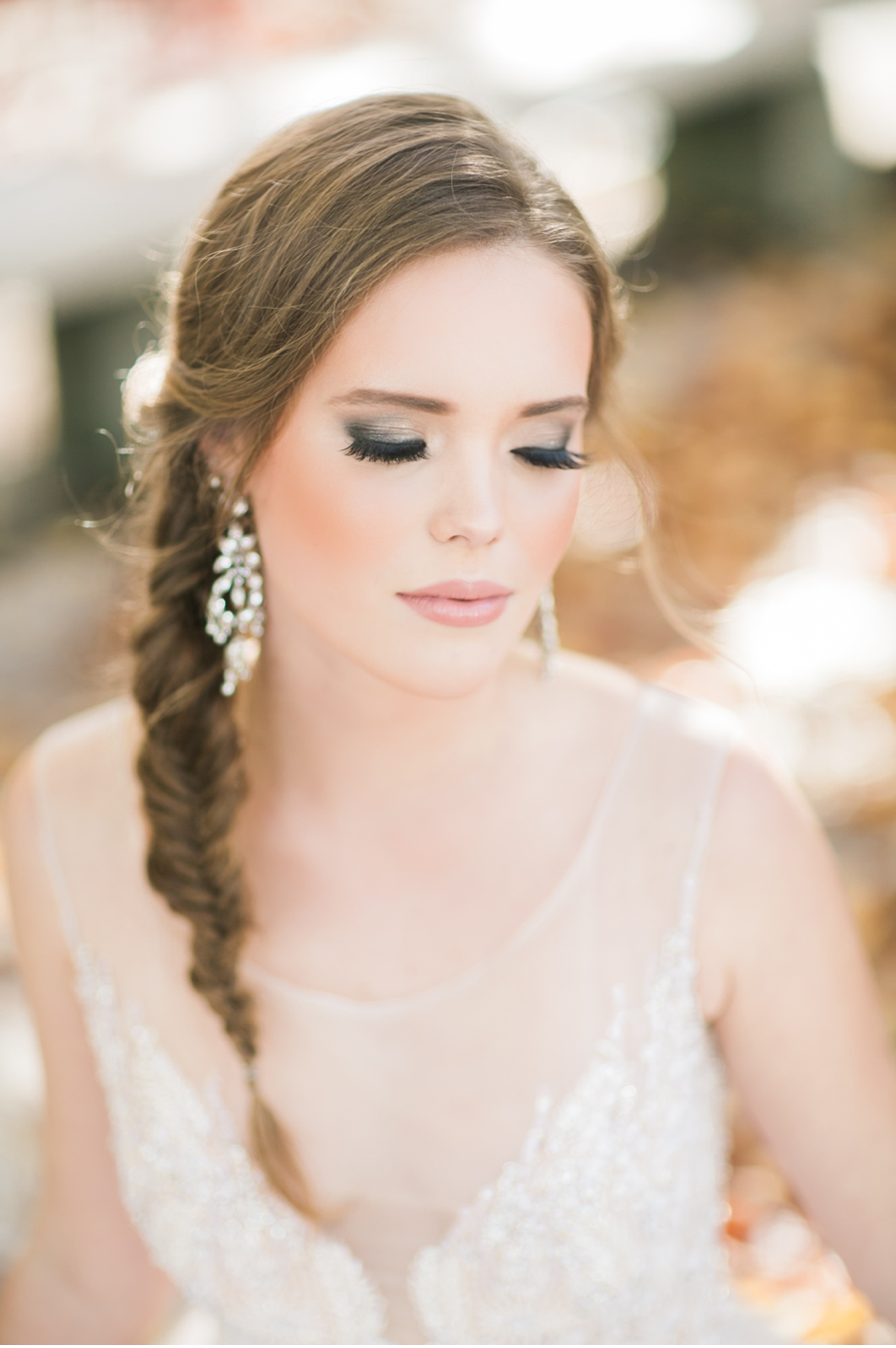 Fishtail-Braid-for-Bride