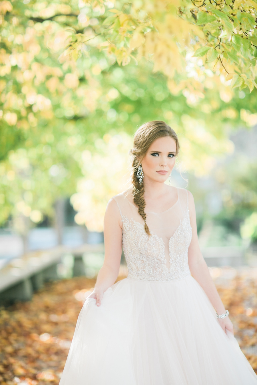 Canadian-Fall-Bridal-Look