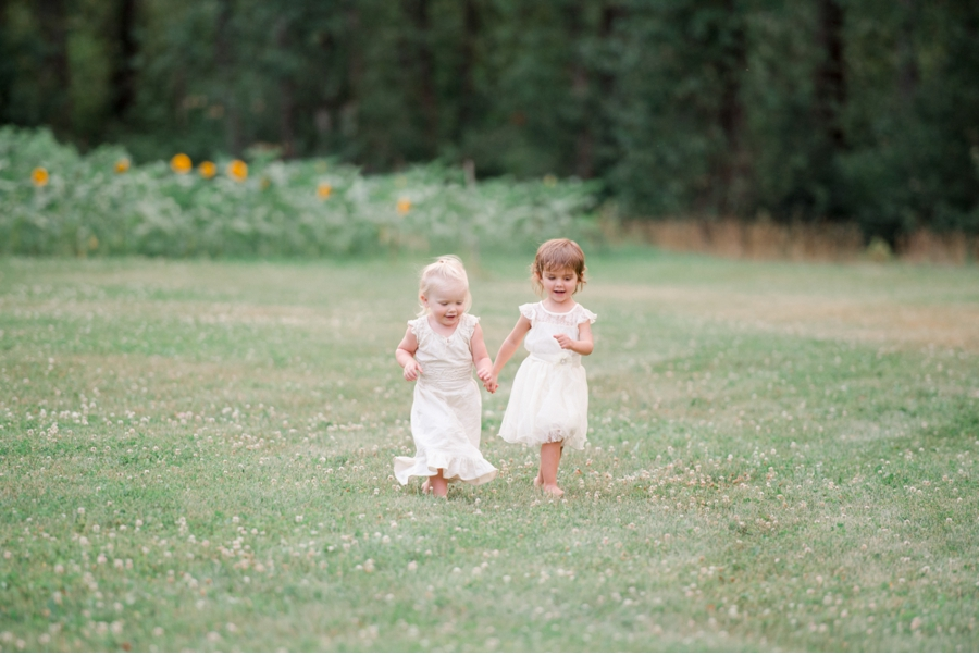 Flower-Girls-in-Meadow
