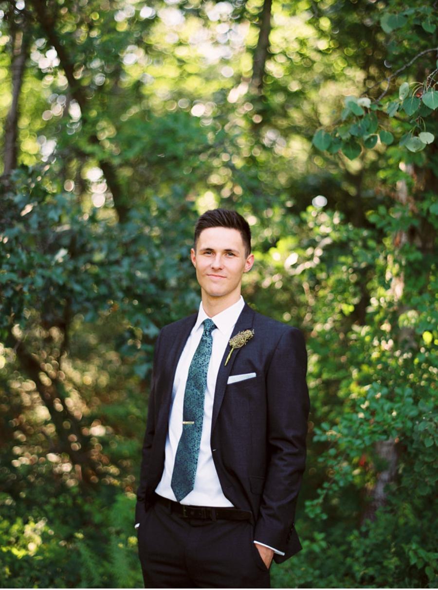 Grooms-Portrait-Garden-Wedding