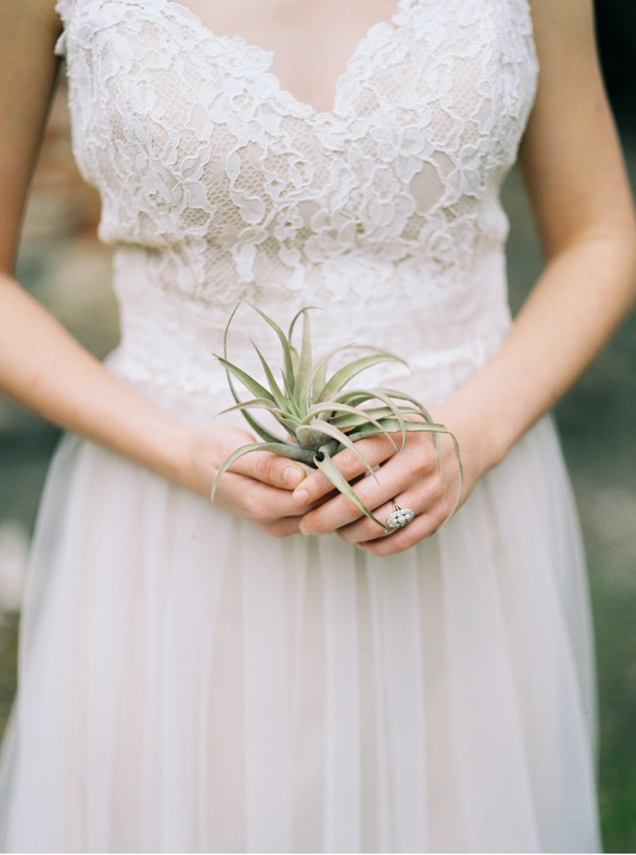 Bride-with-Succulent