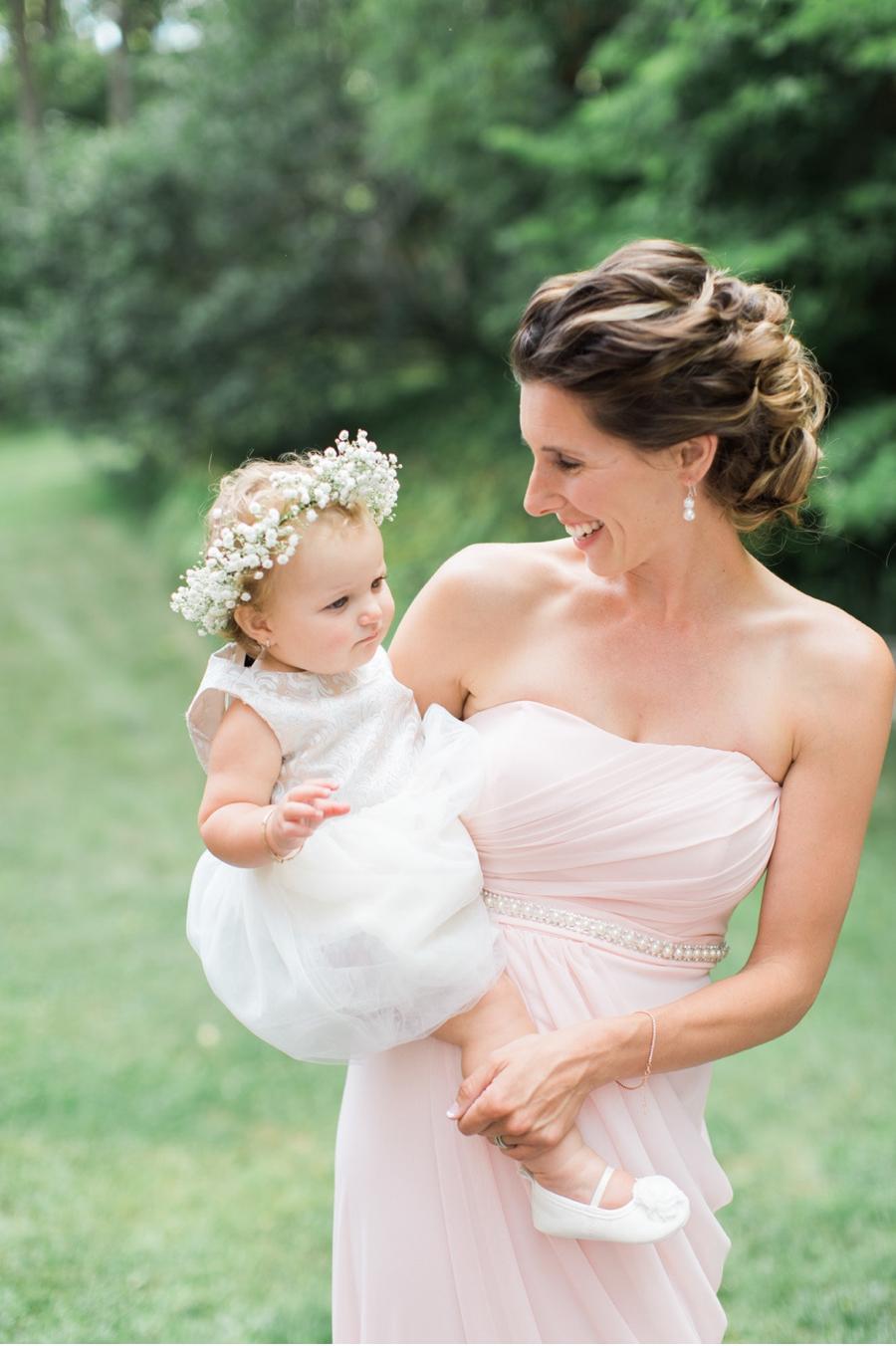 Blush-Bridesmaids-Gown