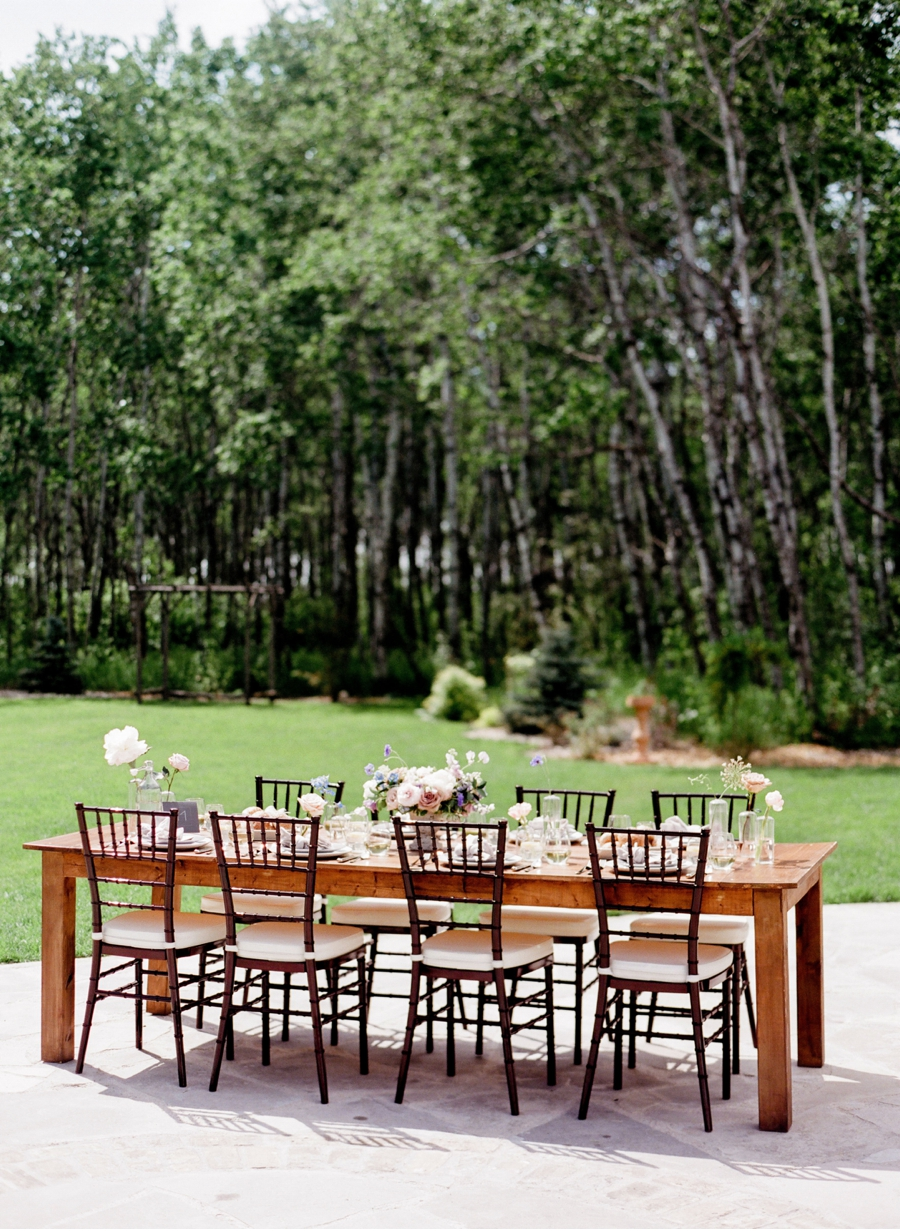 Country-Wedding-Reception-Style