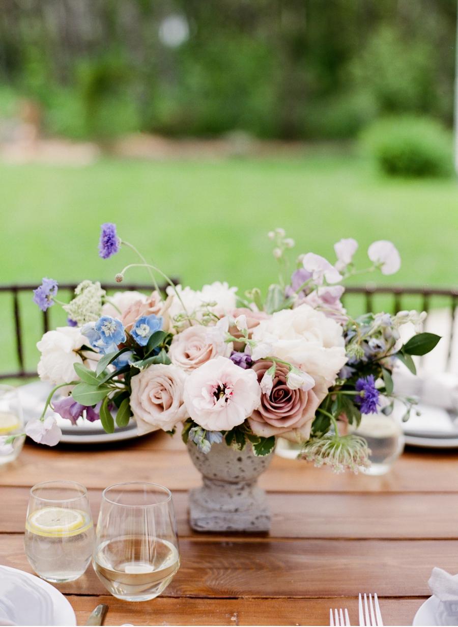 Spring-Pastel-Wedding-Reception-Centrepiece
