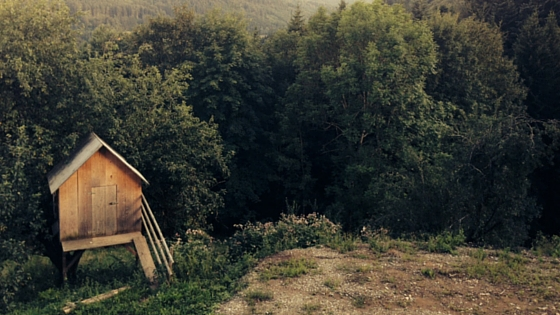 where to park a tiny house