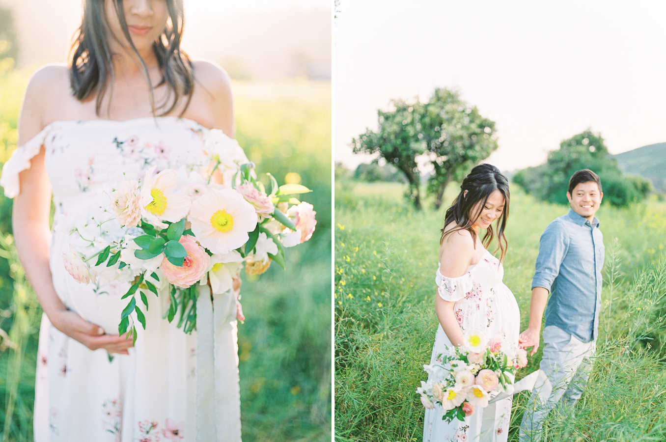 Maternity_Session_Family_Film_Photographer_Flower_Field_Los_Angeles_AKP-4.jpg