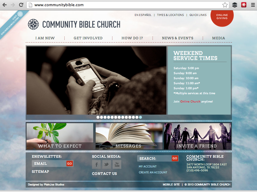 CommunityBible.com