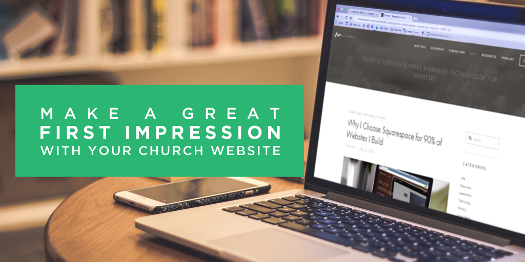 Make a Great First Impression with Your Church Website.png