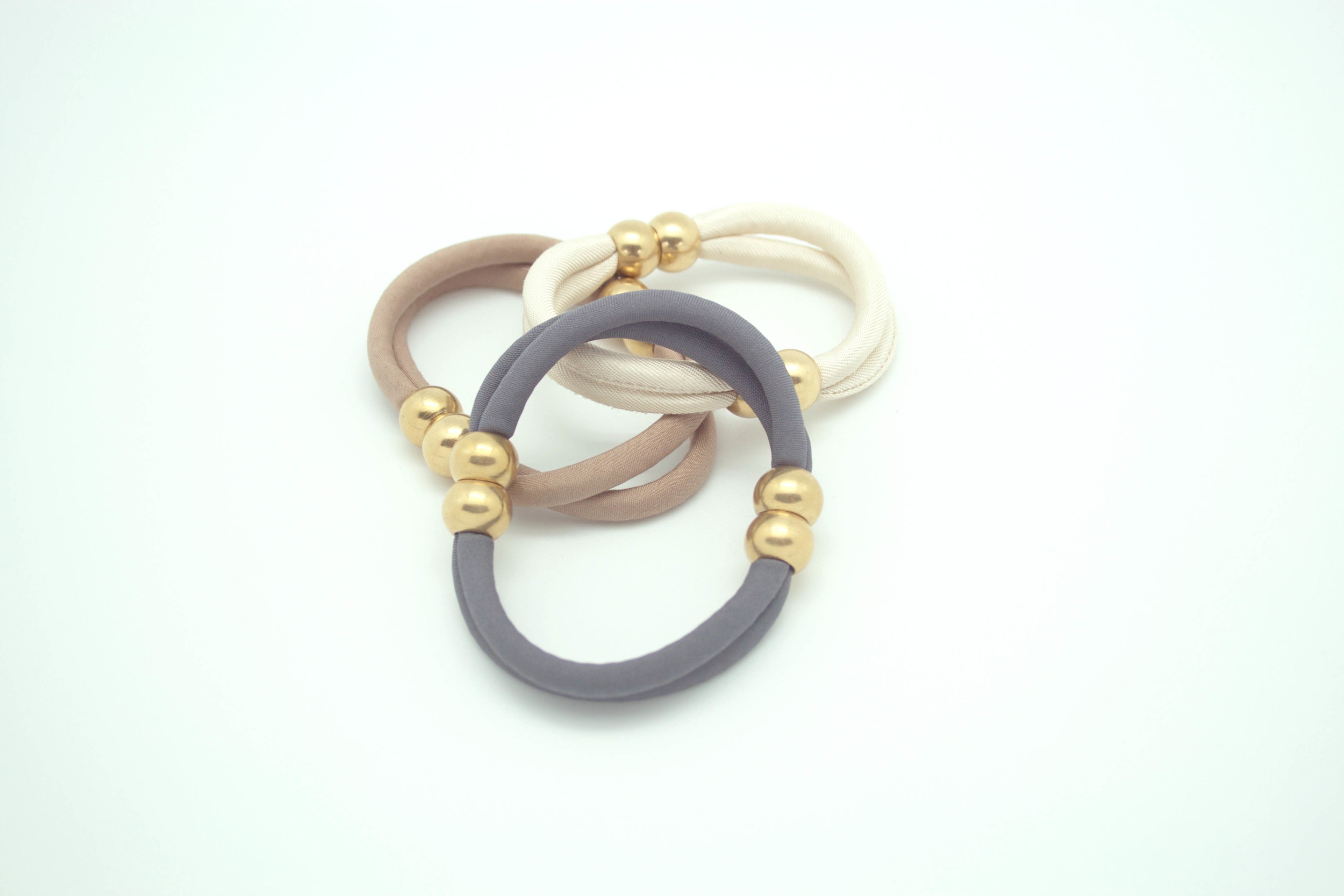 Modular Bracelets: The Vestige Collection