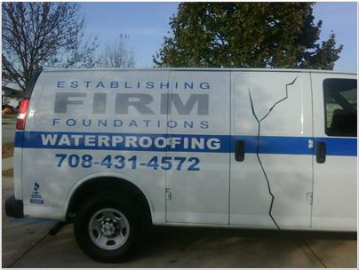 Establishing Firm Foundations Waterproofing