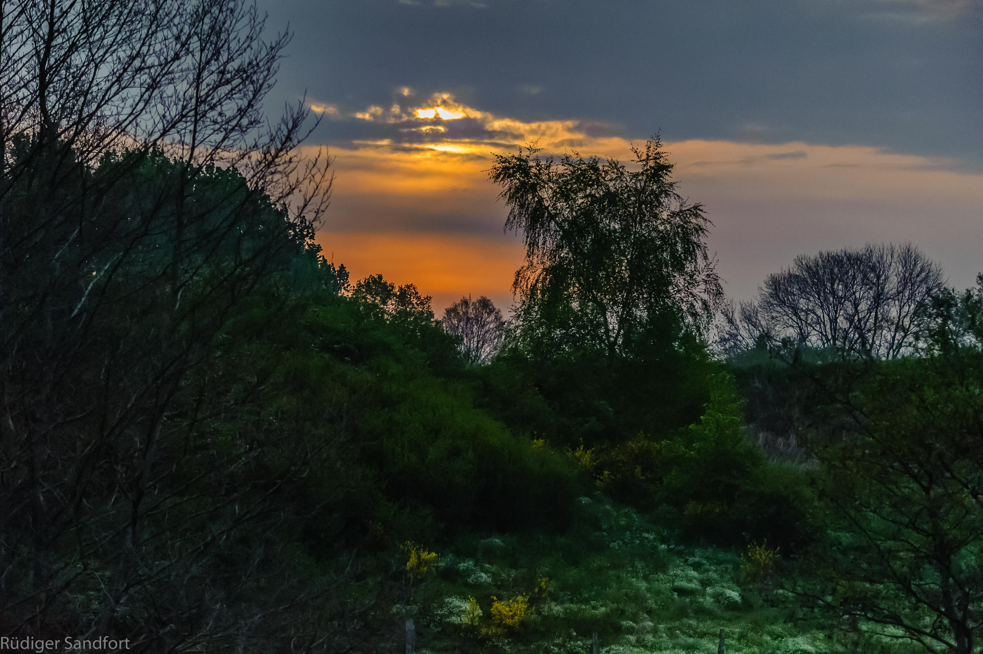 Sunrise / Sonnenaufgang