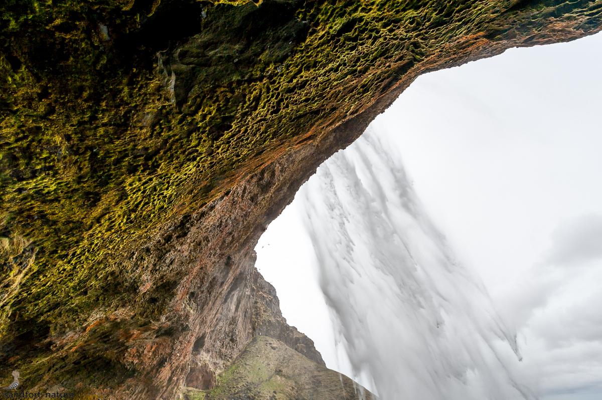 waterfall | Wasserfall
