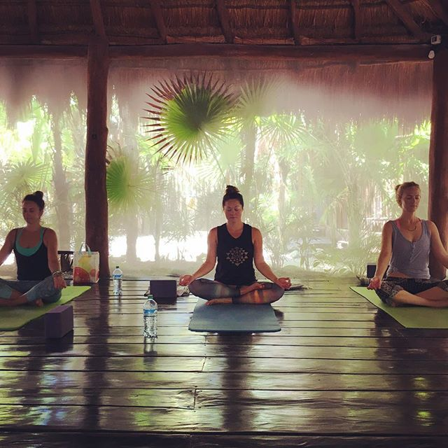 Finding peace in Tulum ✨💕 #yogashala#tulum#tulummexico#inhale#exhale#repeat#meditate#peace#love#yoga#yourdivine#yourdivineapparel#yogaapparel#namaste