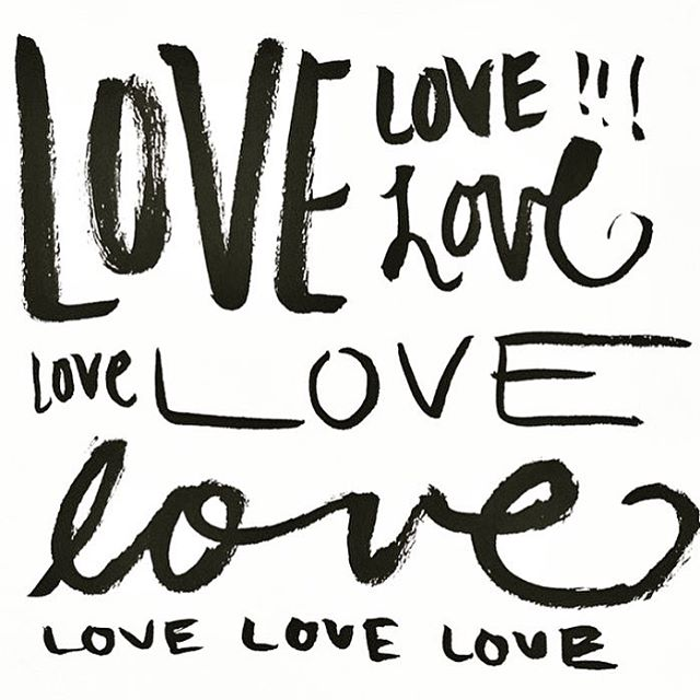 Love is the answer #justlove#love#xo 💟