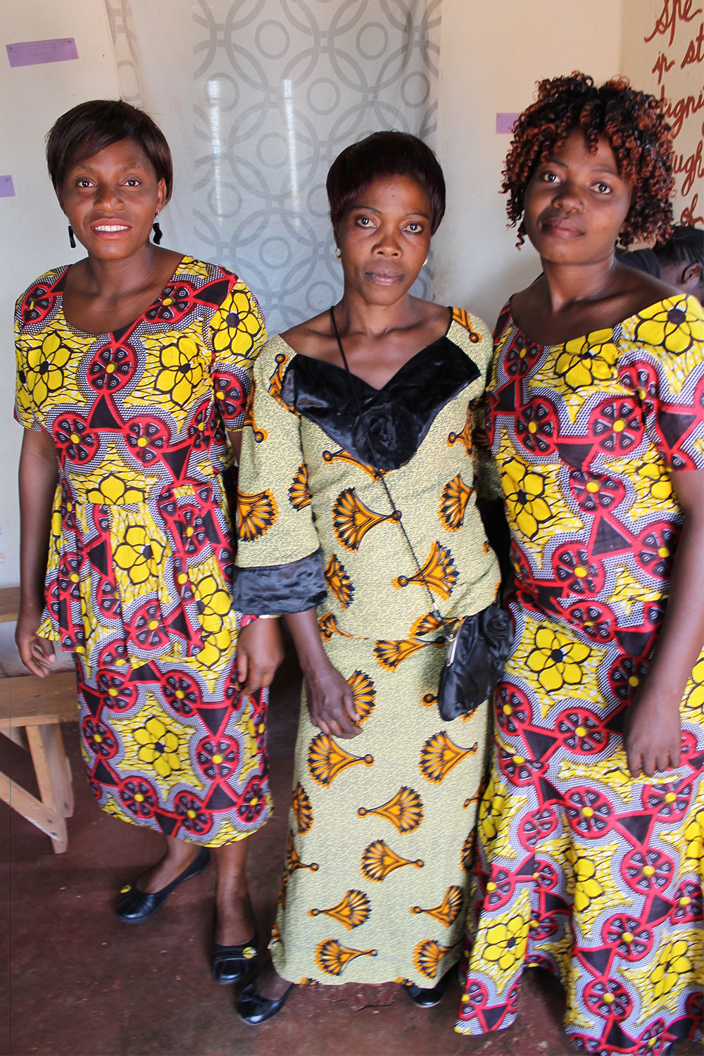 Many ladies, especially CiH graduates, choose to show off their skills with their own dress designs by creating gorgeous custom dresses for themselves. Aren't they stunning?!