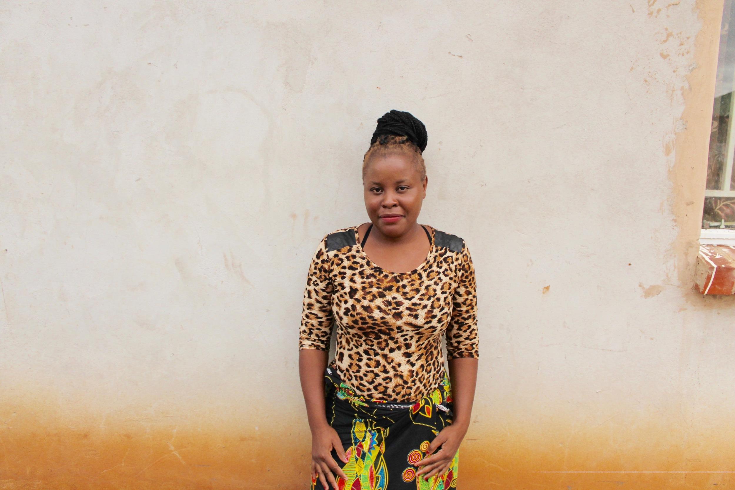 Mwengu's Enrollment Photo