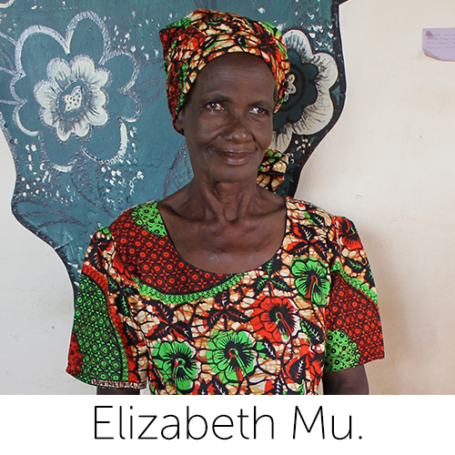 Mother, Grandmother, 55 years old Muchochoma Village Member