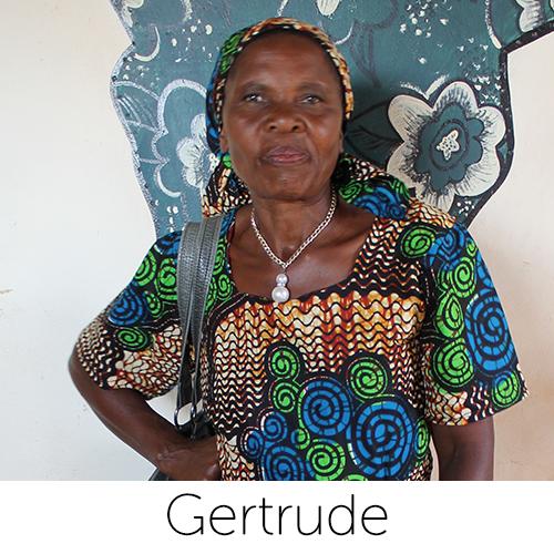 Wife, Mother Muchochoma Village Member