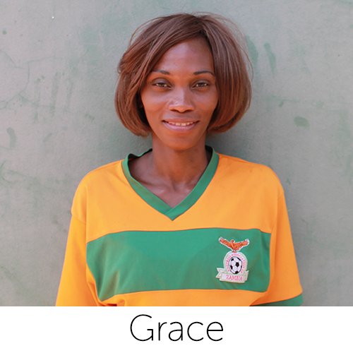 Single mother of 2, 29 years old House of Moses Orphange Class