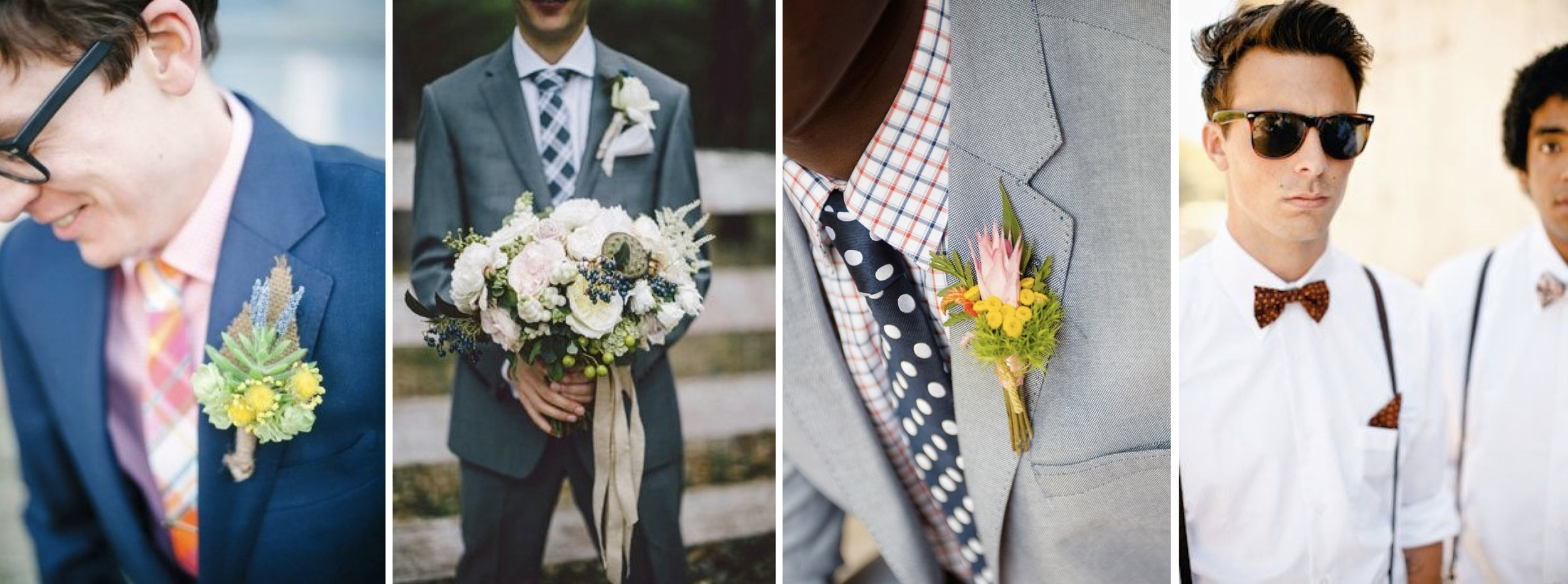 2014 Wedding Trends - Styled Grooms
