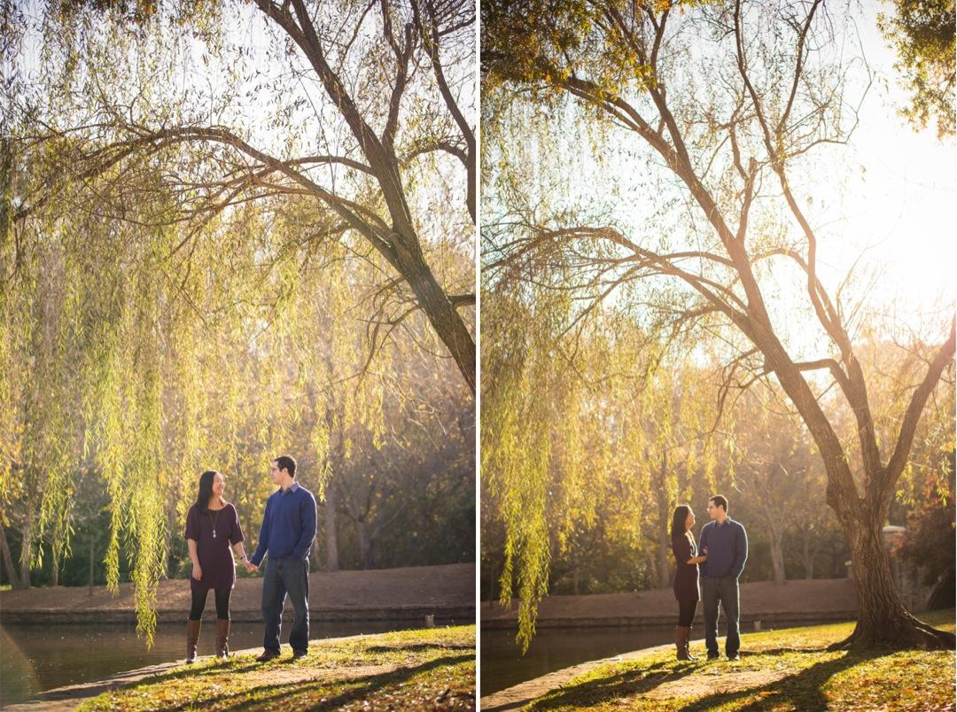 Engaged - Mia and Alex - Photo by Lauren Rosenau