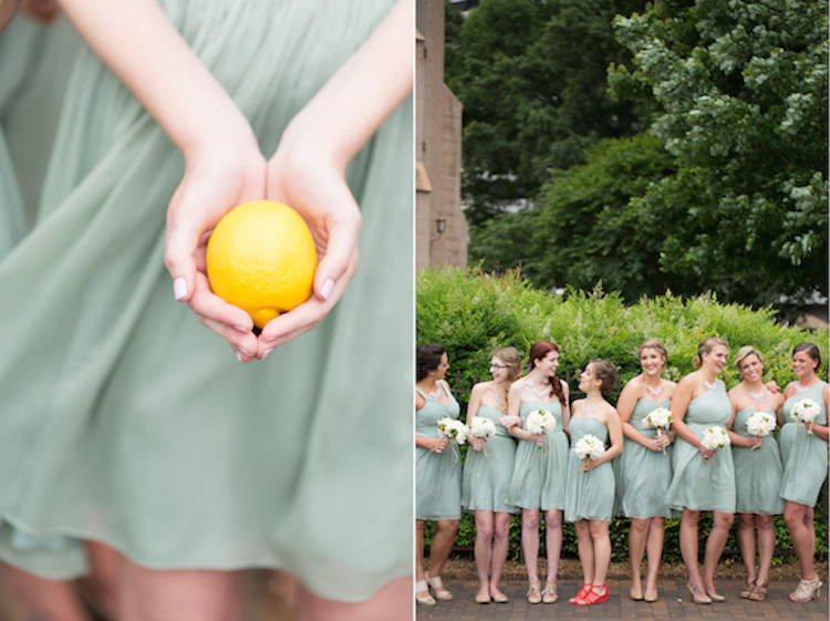 The Graceful Host - Taylor and Kyle - Bridal Party 1
