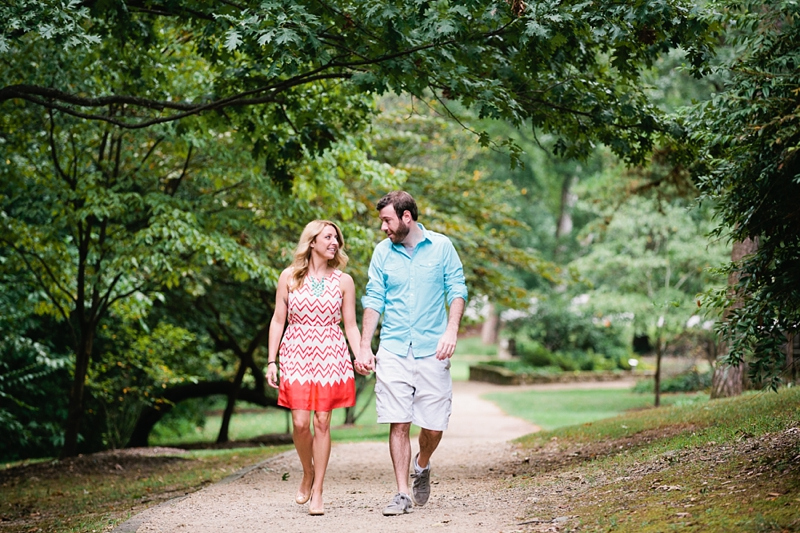 Christi and PJ - Engagement - Lauren Friday Photography
