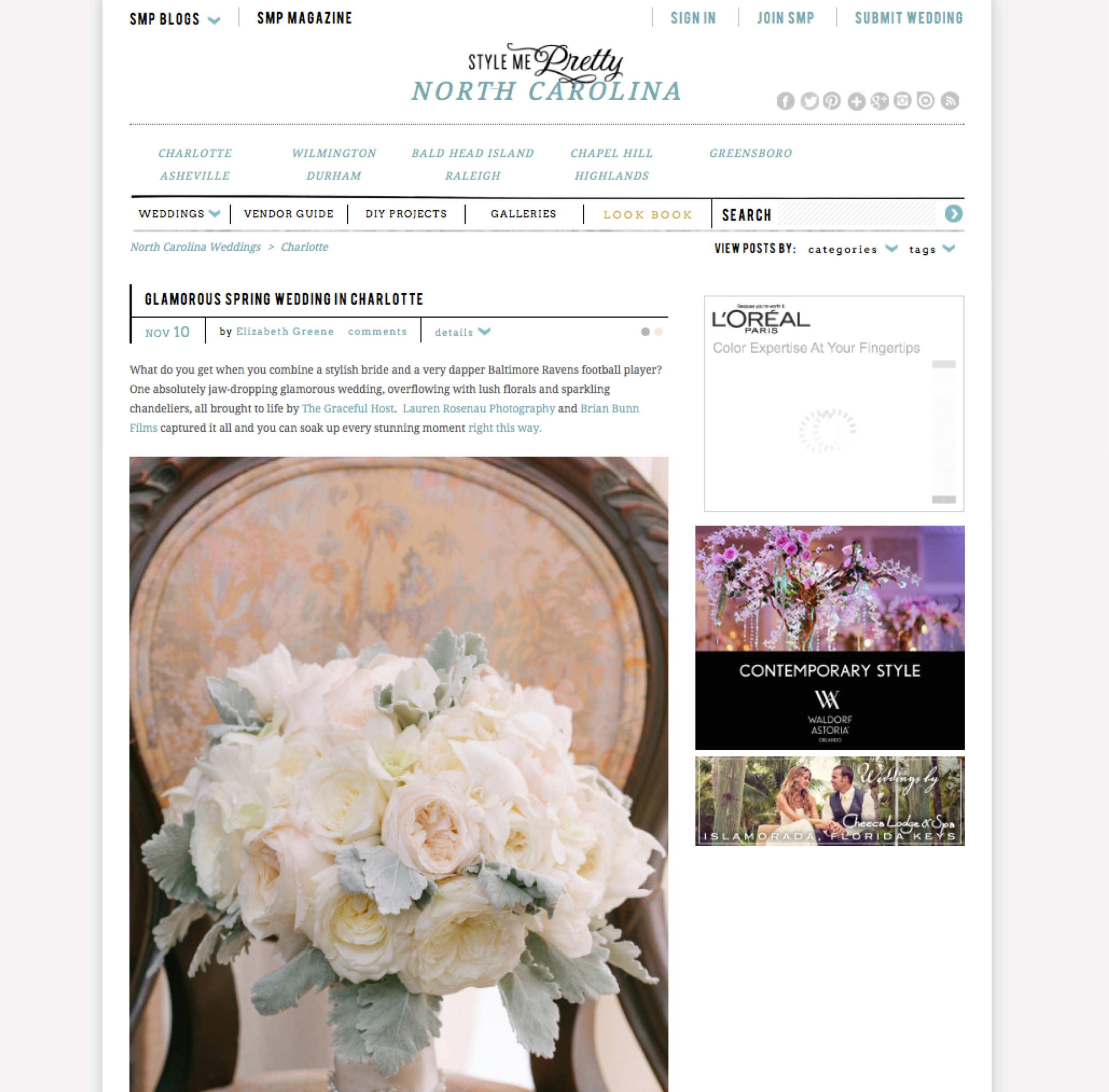 Glamorous_Spring_Wedding_The_Graceful_Host_Style_Me_Pretty