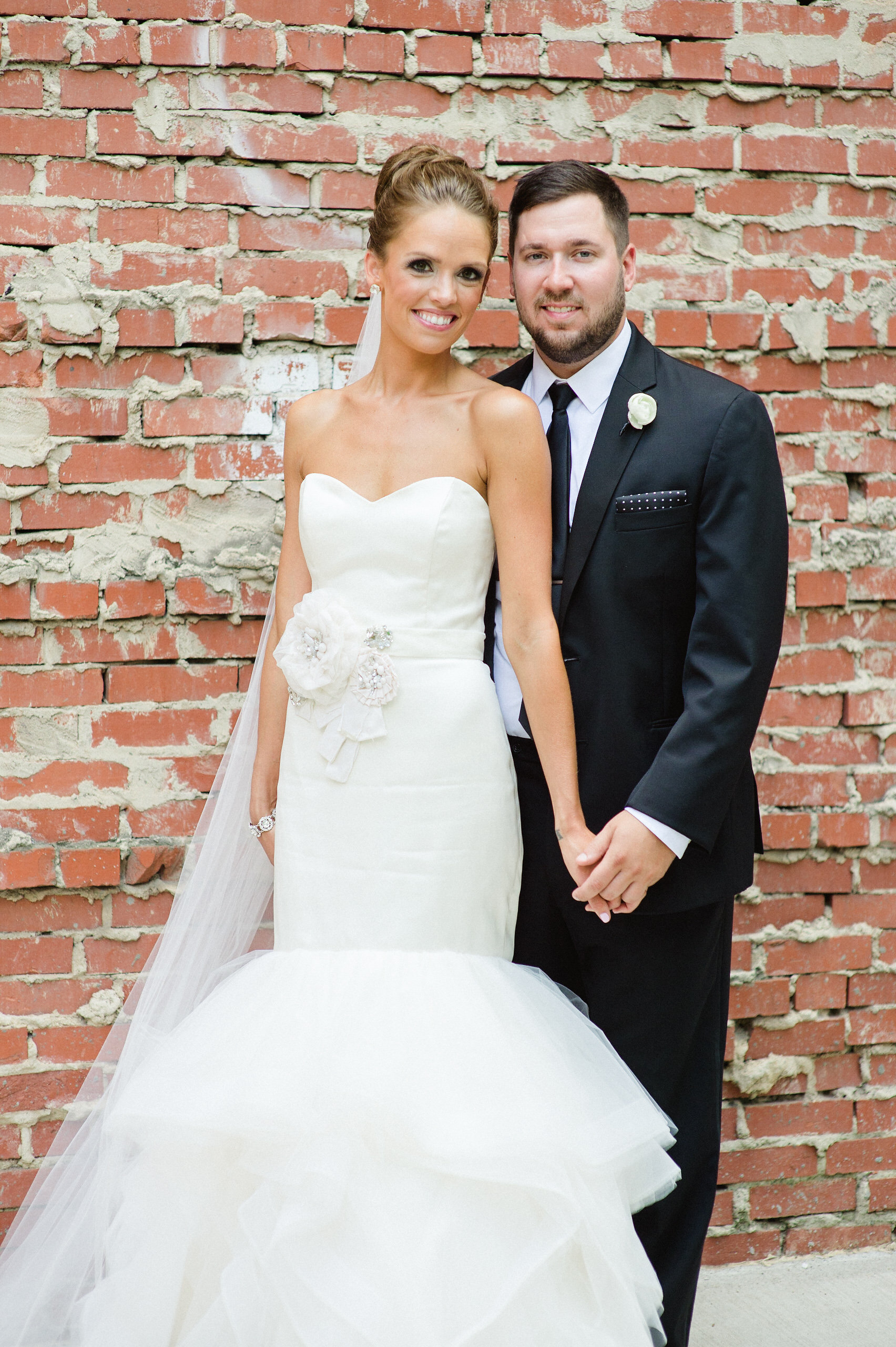 Foundation For The Carolinas Wedding - The Graceful Host - Charlotte, NC Wedding