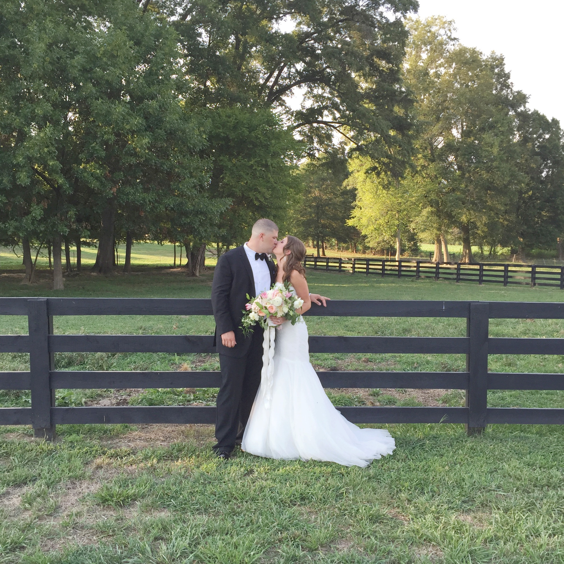 Morning Glory Farm Wedding - The Graceful Host - Charlotte, NC Weddings