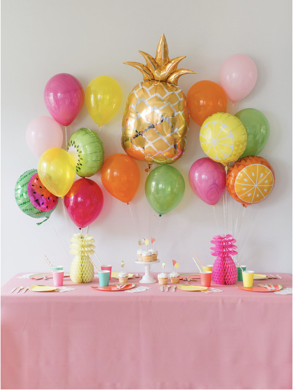 PARTY KITS + DECOR - Your one-stop shop for easy party planning. With pre-made party kits, decor and supplies, it'll be as easy as 1-2-3 to create a memorable event!