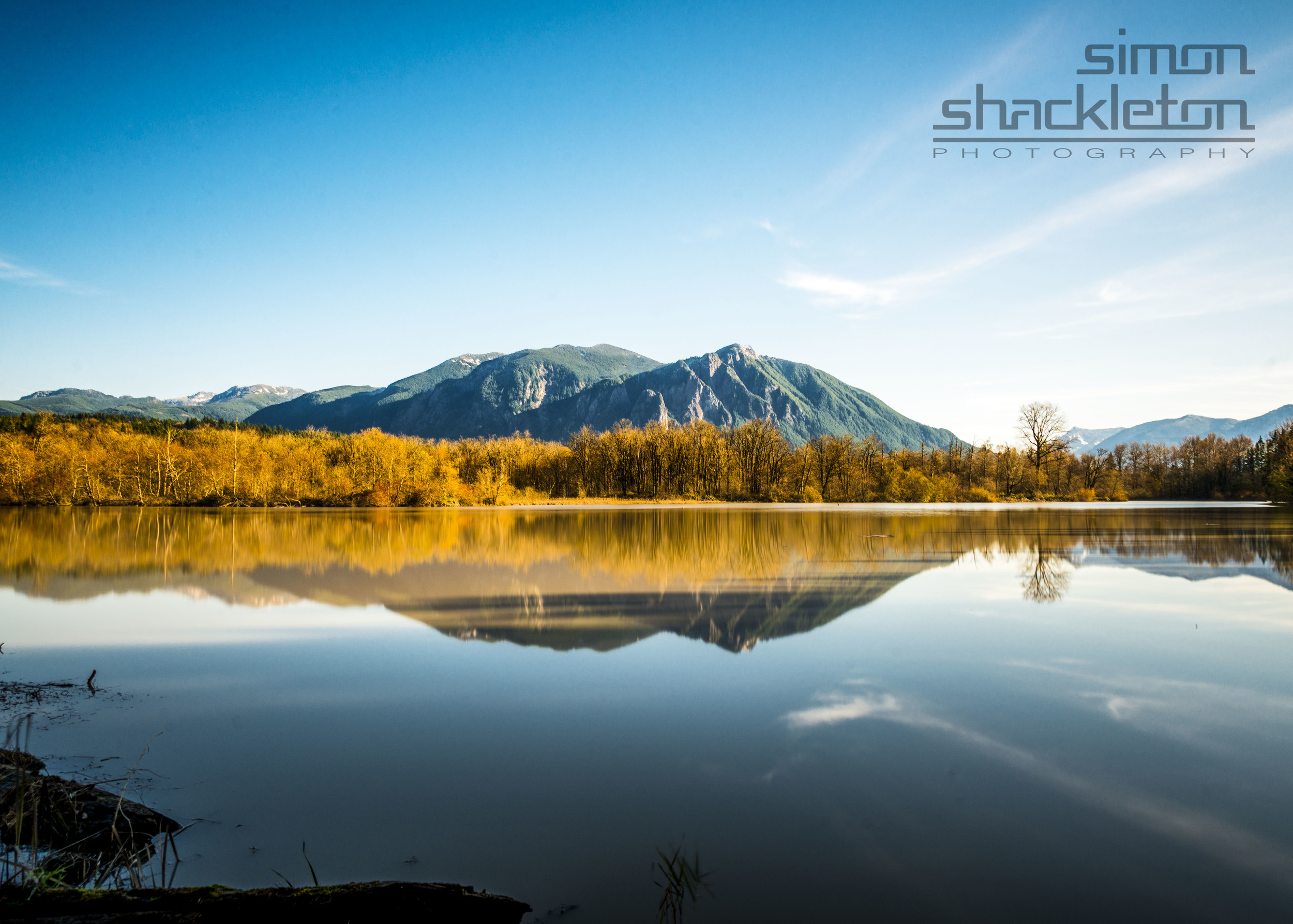 Somewhere near North Bend (aka Twin Peaks), Washington State.
