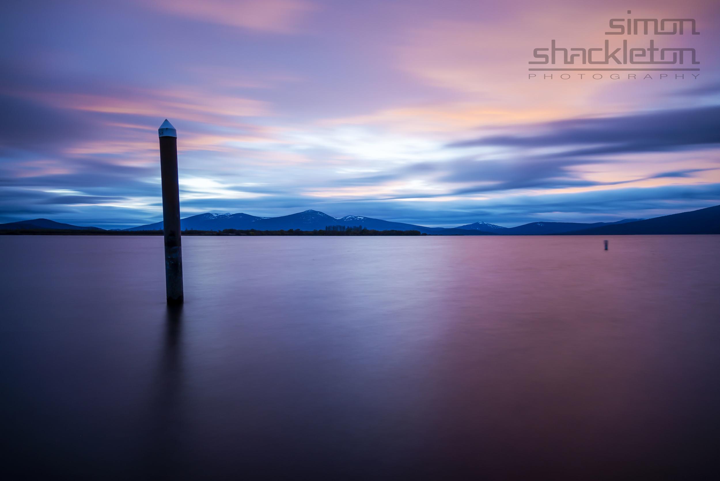 Agency Lake, Oregon.