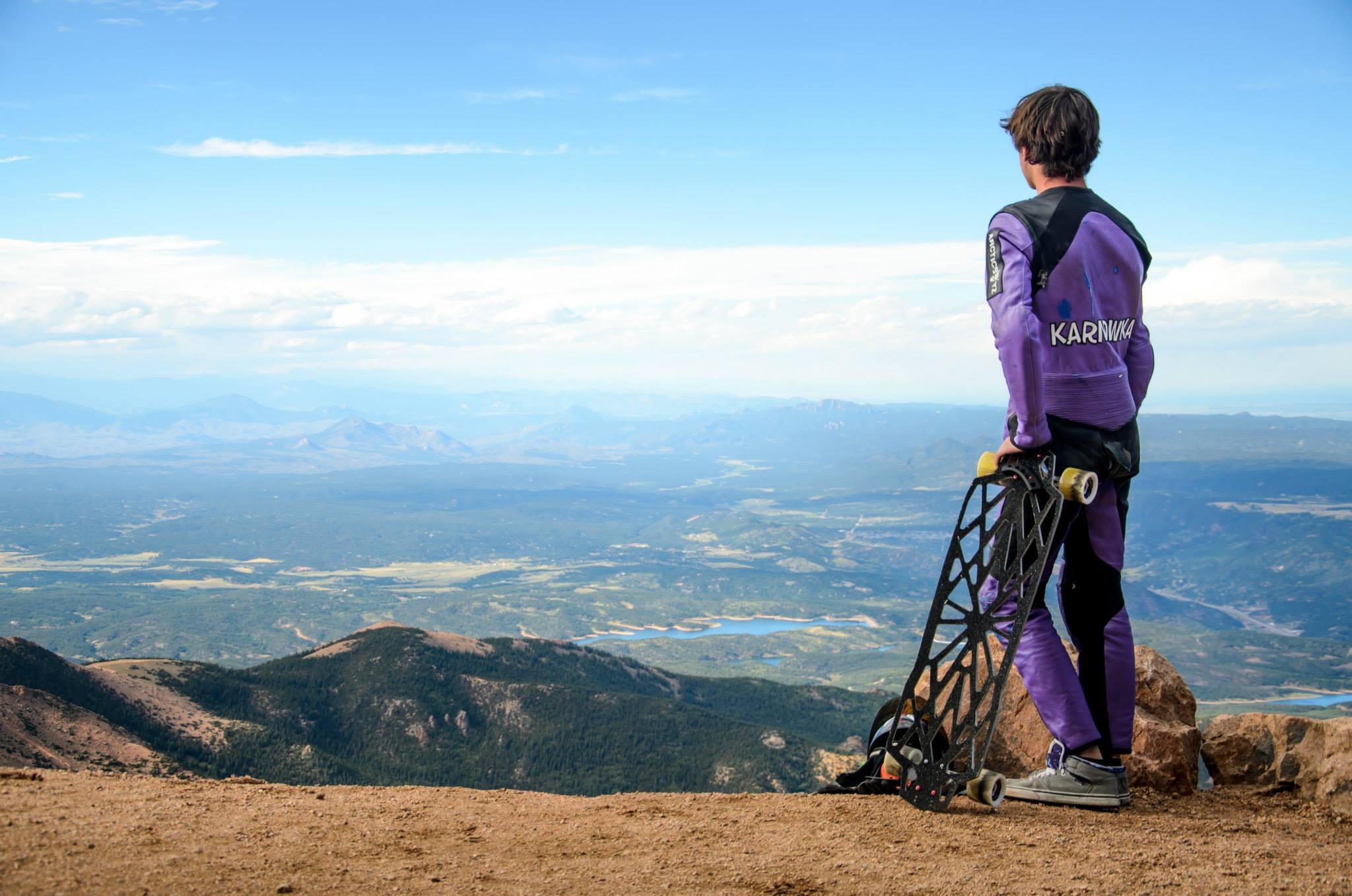Andrew Karnowka Pikes Peak