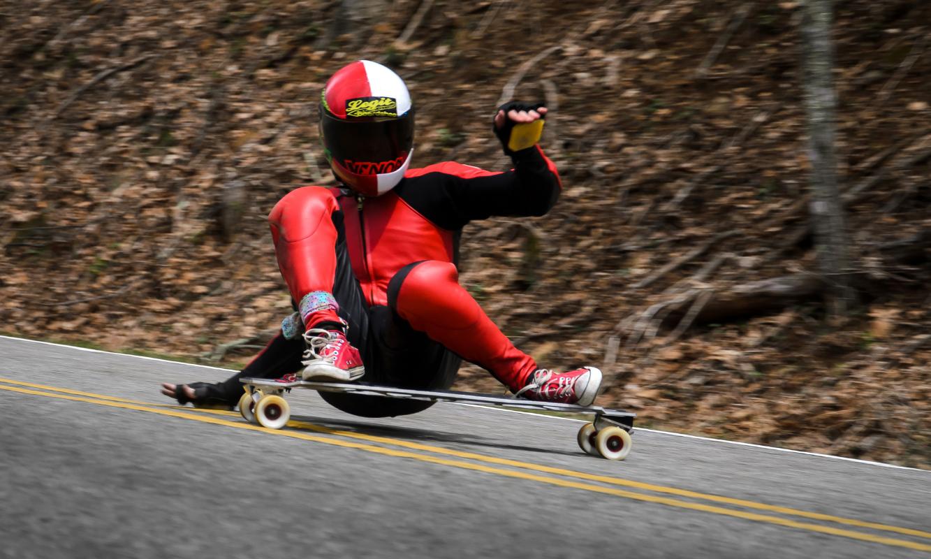 Nolan Frasco ThreeSix Downhill NCDH