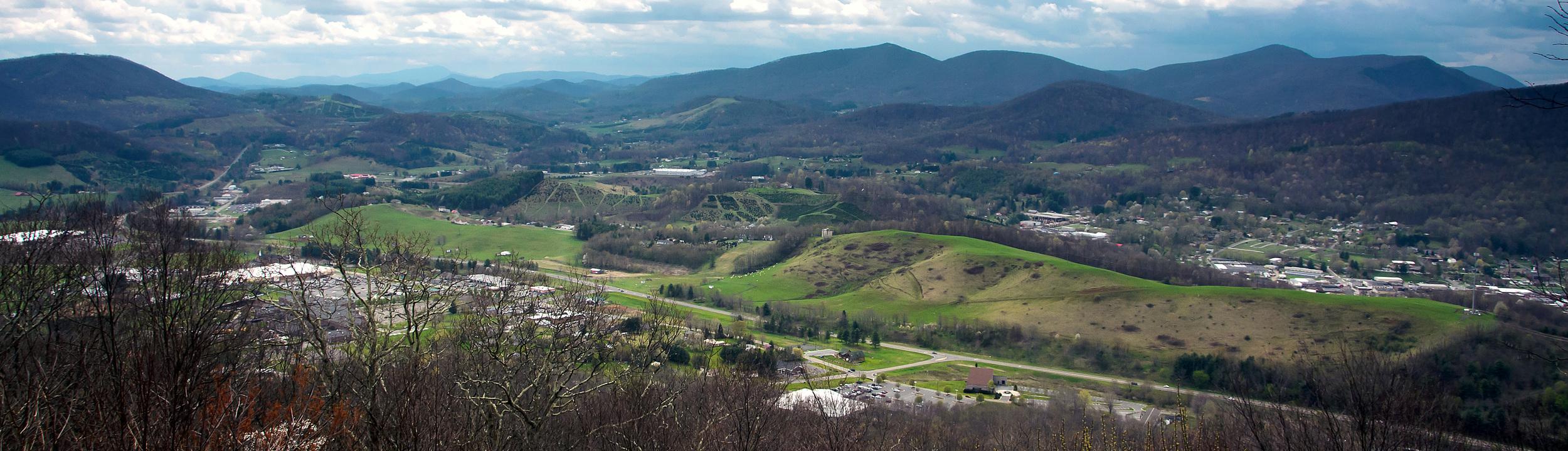 NCDH Mt Jefferson View