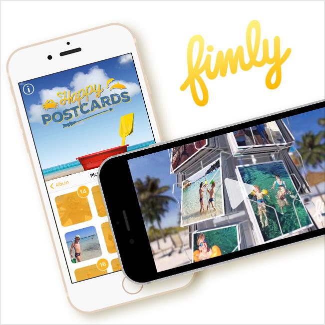 Fimly Pro™  Basé sur la technologie Fimly, nous concevons des applications uniques au monde de films 3D photoréalistes en temps réel sur mobile.