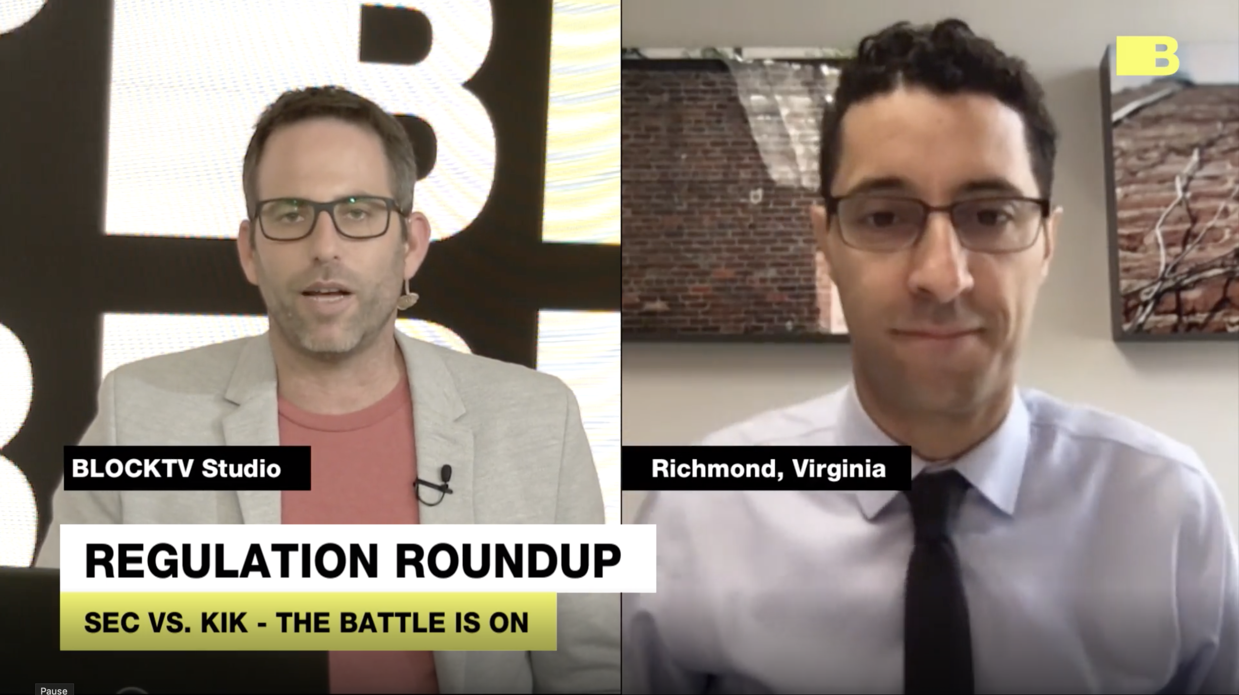 Regulation Roundup - Block TV (June 6, 2019)