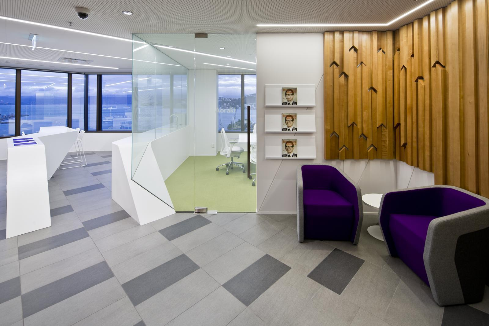 Contemporary Office Fitout