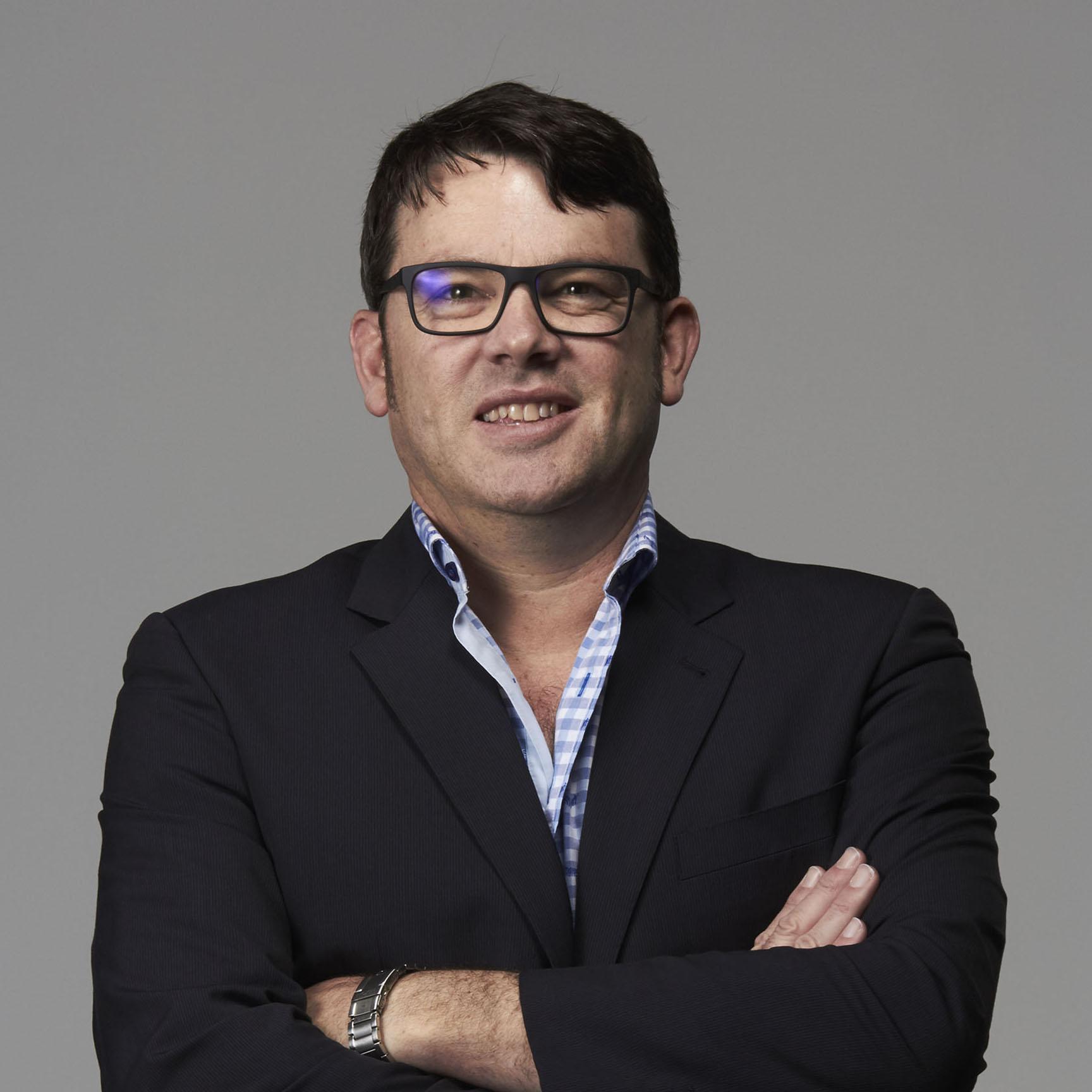 Mike Evans Executive Principal / Director