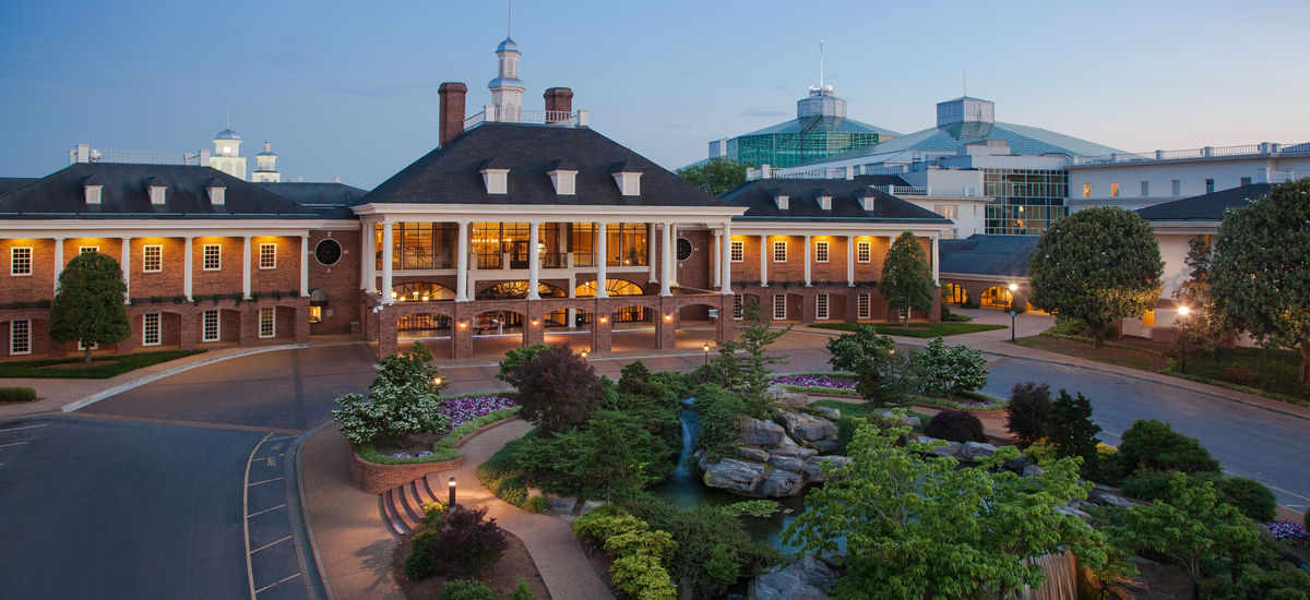 The Gaylord Opryland Resort & Convention Center