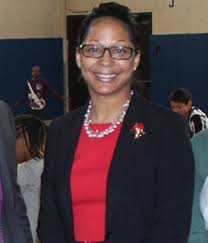 Rebecca Jones, Lincoln School Principal