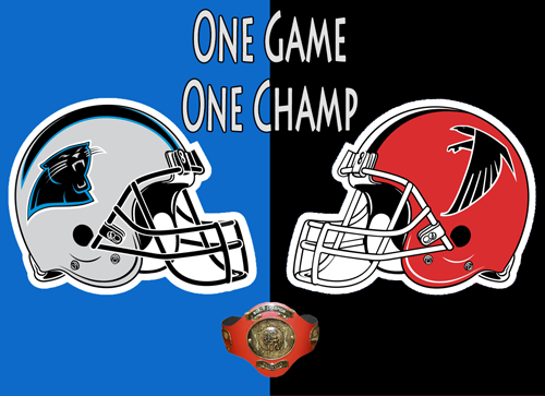 Panthers vs Falcons