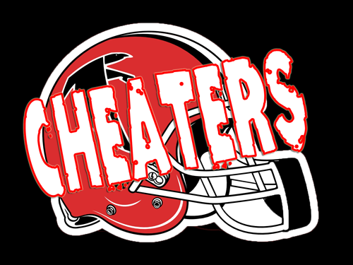 Atlanta Falcons Cheaters