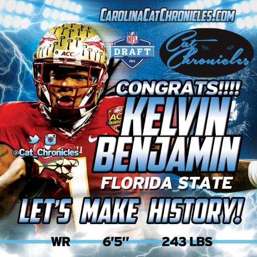 Kelvin Benjamin