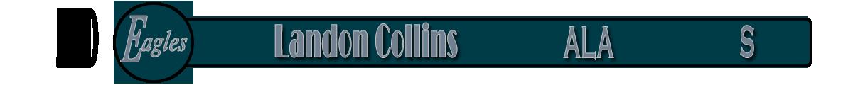 Landon Collins