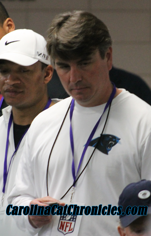 Panthers Scout Robert Haines