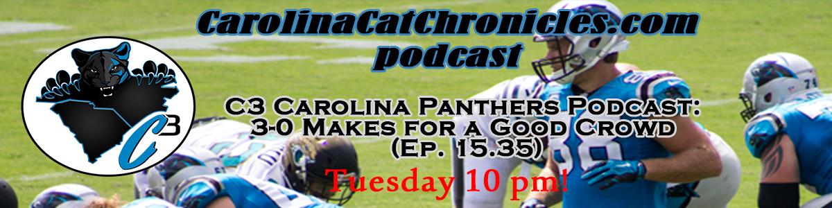 Carolina Panthers Podcast